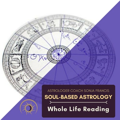 Whole Life Reading Natal Charttransits Astrologer Coach Sonja