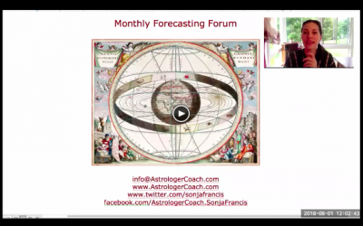 Forecasting Forum about the Eclipses — 20 min. excerpt
