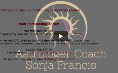 Chiron Station, Mercury Retrograde – 25min. excerpt